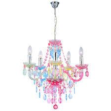 22 5 Watt Led Hängelampe Pendelleuchte Kronleuchter Luster Lampe Decken Leuchte Bunt