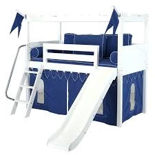 bunk bed with slide and desk. Slide Beds Bedside Glass Side Table . Photo Engaging Bunk Bed With And Desk