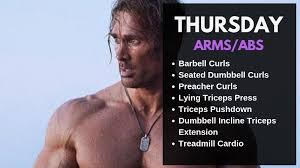 mike o hearn workout routine thursday