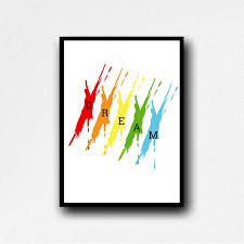 dream office 5 amazing. Dream Office 5 Amazing. Decor Bathroom Motivational Abstract Art Print Printable Downloads Digital Amazing