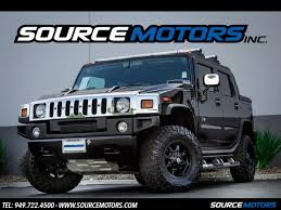 2005 Hummer H2 SUT for sale in Orange County, CA | Stock #: 10484