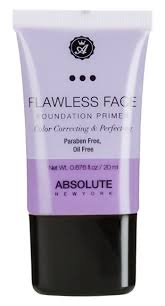 <b>Праймер для лица Flawless</b> Face Foundation Primer от Absolute ...