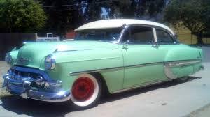 1953 chevy belair - YouTube