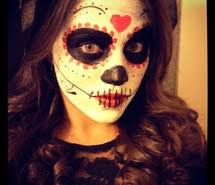 about cultural appropriation and costuming i didn t dress up for this year but i saw a how to video on some amazing dia de los muertos