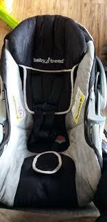 baby trend flex loc infant car seat elixer