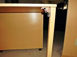 Tailormade Sewing Cabinet Variation To Ana Whites Sewing Table For Small Spaces Furniture