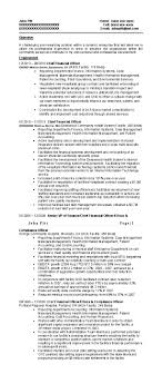 Sample Resume Healthcare Cfo Before Executive Resume Writer