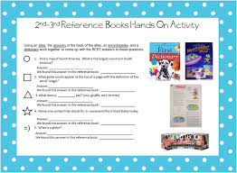 The Book Bug: Reference Lessons Updated