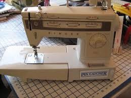 Singer Sewing Machine Stylist 834
