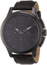 guess watches for men new used men s guess black watches