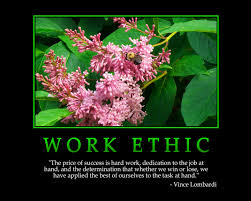 Funny Quotes About Work Ethic