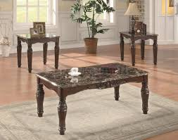 Round Marble Table Set Marvelous Marble Coffee Table Set Designs Marble Top Coffee