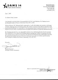 Letters Of Recommendations For Teachers Letter Of Recommendation Teacher Colleague Samples Piqqus Com