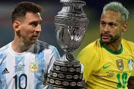 Copa America: The legend of Messi ...