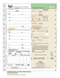 Air Waybill Form Download Rome Fontanacountryinn Com