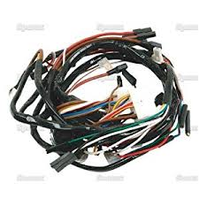 ford 5000 wiring harness ford image wiring diagram amazon com ford tractor main wiring harness 12 volt c5nn14n104r on ford 5000 wiring harness