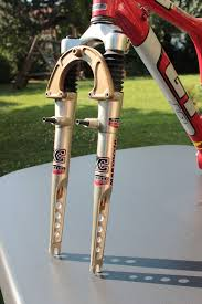 marzocchi xc700 fork silver anium