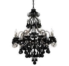 chandelier black glass chandelier uk astounding black glass chandelier