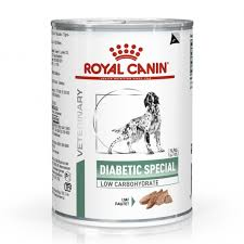 <b>Royal Canin Diabetic Special</b> Low Carbohydrate Lata ...