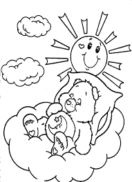 Small Picture Bedtime Coloring Pages Coloring Home