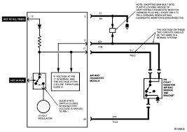 airbag wiring diagram efcaviation com srs wiring diagram for 2007 mazda 3 at Srs Wiring Diagram
