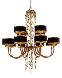 john richard lighting. black tie 12light chandelier multi colors johnrichard collection john richard lighting