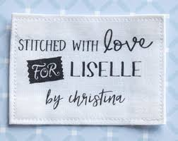 Quilt patch   Etsy & custom fabric label, blanket label, personalized label, quilt tag, custom quilt  label Adamdwight.com