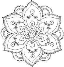 Fiore Disegno Da Colorare Difficile Disegni Da Colorare E Stampare