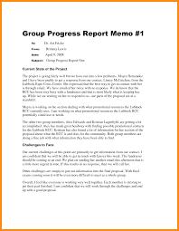 sample essay report dtn recreation therapist cover letter a sample of progress report for dissertation vigor bars ga 9 format sample of memo report progress