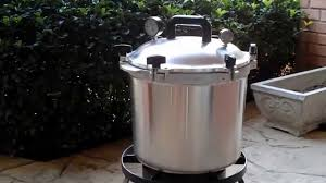 Outdoor Canning Kitchen Canning Outside Cajun Classic Propane Burner Youtube