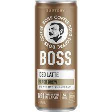 Boss coffee is a great alternative to nitro cold brew coffee and sodas. Suntory Boss Coffee Iced Latte 237ml Woolworths