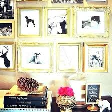 collage wall frames gold wall picture frames gold wall picture frames gold frame collage wall thin gold wall picture wall collage frames
