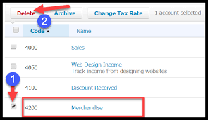 Set Up Chart Of Accounts In Xero How To Set Up A Chart Of Accounts In Xero