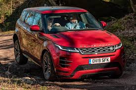 Colour Guide How Much Difference Does Colour Make To The Range Rover Evoque