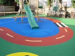 products along with the specialized expertise of reform sports behind its manufacture and installation of rubber flooring for children s play area