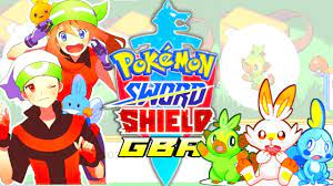 Pokemon Sword and Shield Gba Rom Hack 2019 With Scorbunny, Grookey and  Sobble - YouTube