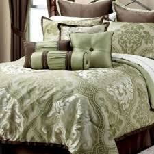olive green bedrooms
