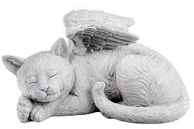 cat garden statue. Cat Memorial Garden Statue R