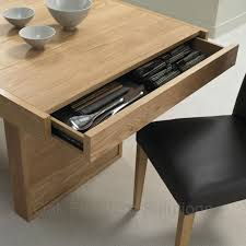 dining table with storage an uncommon space the core77 10 ege within round drawers idea 3