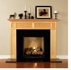 Amazoncom Pearl Mantels 49560 Auburn Arched 60Inch Wood Fireplace Mantel