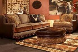 Remarkable Lodge Style Furniture In Luxury Home Interior Designing
