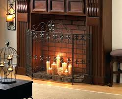 safety screen for gas fireplace fireplace safety screen home depot gas gas fireplace safety screen canada