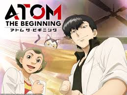 Atom: The Beginning [Download Batch] Subtitle Indonesia
