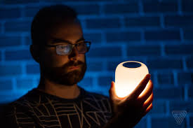 Glow Show Light Up Your Night Casper Glow Smart Light Review Clever But Not Smart The