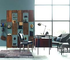 eclectic office furniture. contemporary office executive home office furniture sets uk  lauren reclaimed wood desk eclectic throughout
