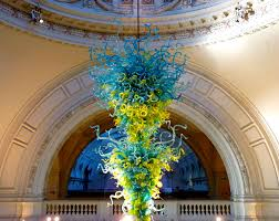 chihuly chandeliers 3 glass