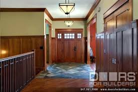craftsman interior door styles. Craftsman Interior Style Door Delightful Custom Wood . Styles