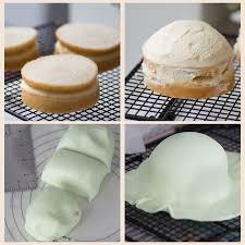 Recipe For Mini Swedish Princess Cakes All Things Swedish Cake