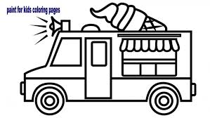 We hope that your will like these 40 free printable truck coloring pages download. Transportation Coloring Page Ice Cream Truck Worksheets 99worksheets