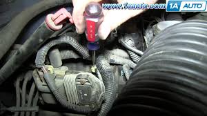 how to install replace manifold absolute pressure sensor map 1996 how to install replace manifold absolute pressure sensor map 1996 99 tahoe 5 7l
